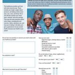 Self-Assessment for Young Males