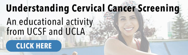 Understanding Cervical Cancer Screening: An educational activity