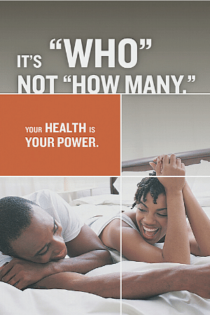 Health is power poster