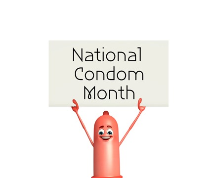 National Condom Month